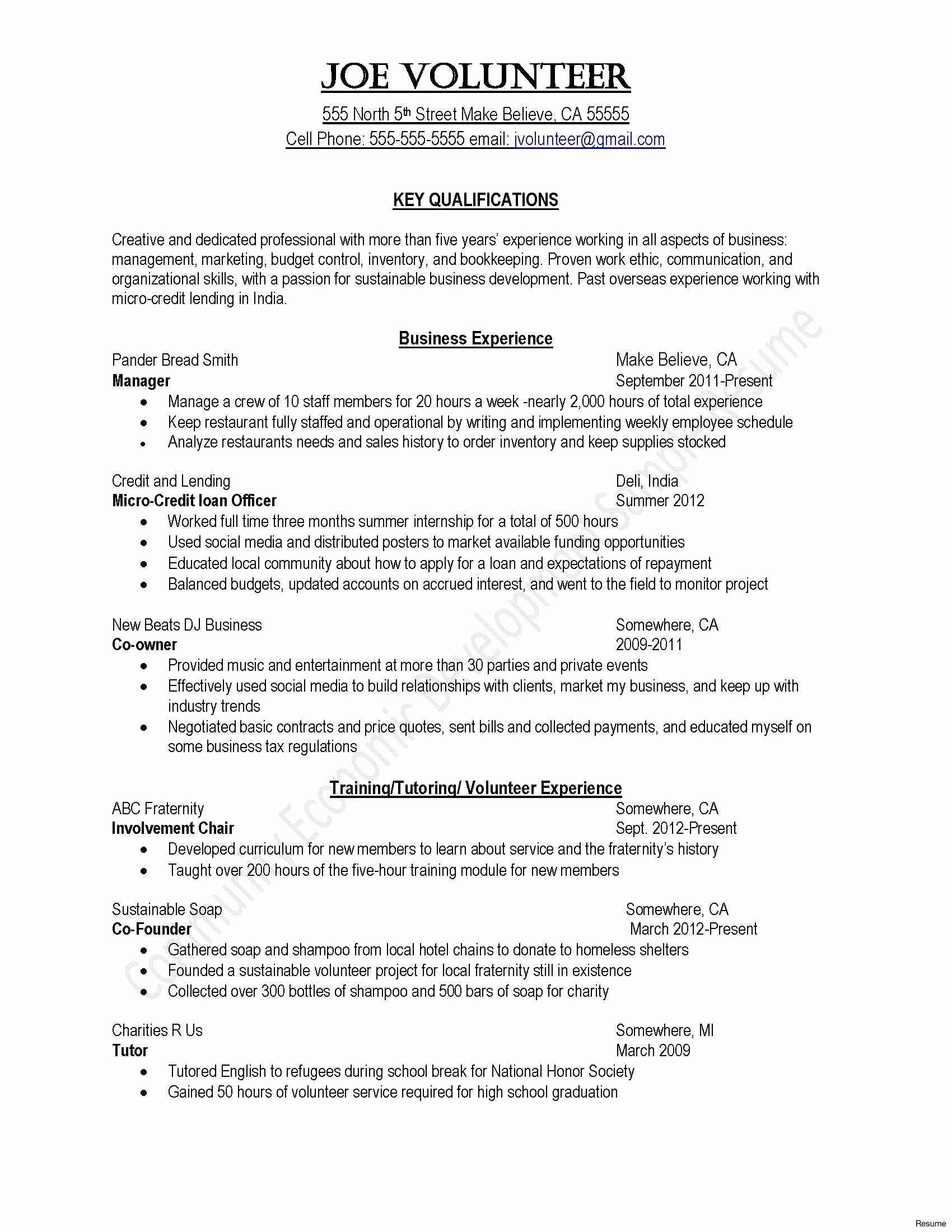 Bookkeeping Contract Agreement Elegant Updated Resume Formats Best Within Bookkeeping Contract Template