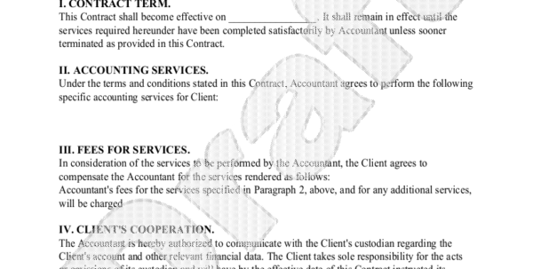 Bookkeeping Contract Template Filename | El Parga Throughout Bookkeeping Contract Template Canada