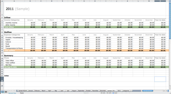 Bookkeeping Excel Spreadsheet As Google Spreadsheets Sample Excel Inside Bookkeeping In Excel