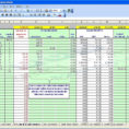 Bookkeeping Excel Template Use This General Ledger | Papillon-Northwan throughout Examples Of Bookkeeping Spreadsheets