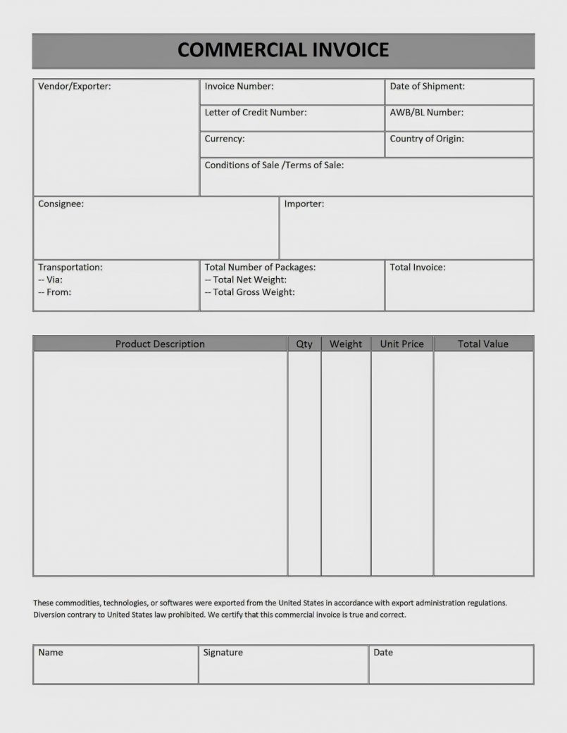 Bookkeeping Invoice Template 10   El Parga Inside Bookkeeping Invoice Template