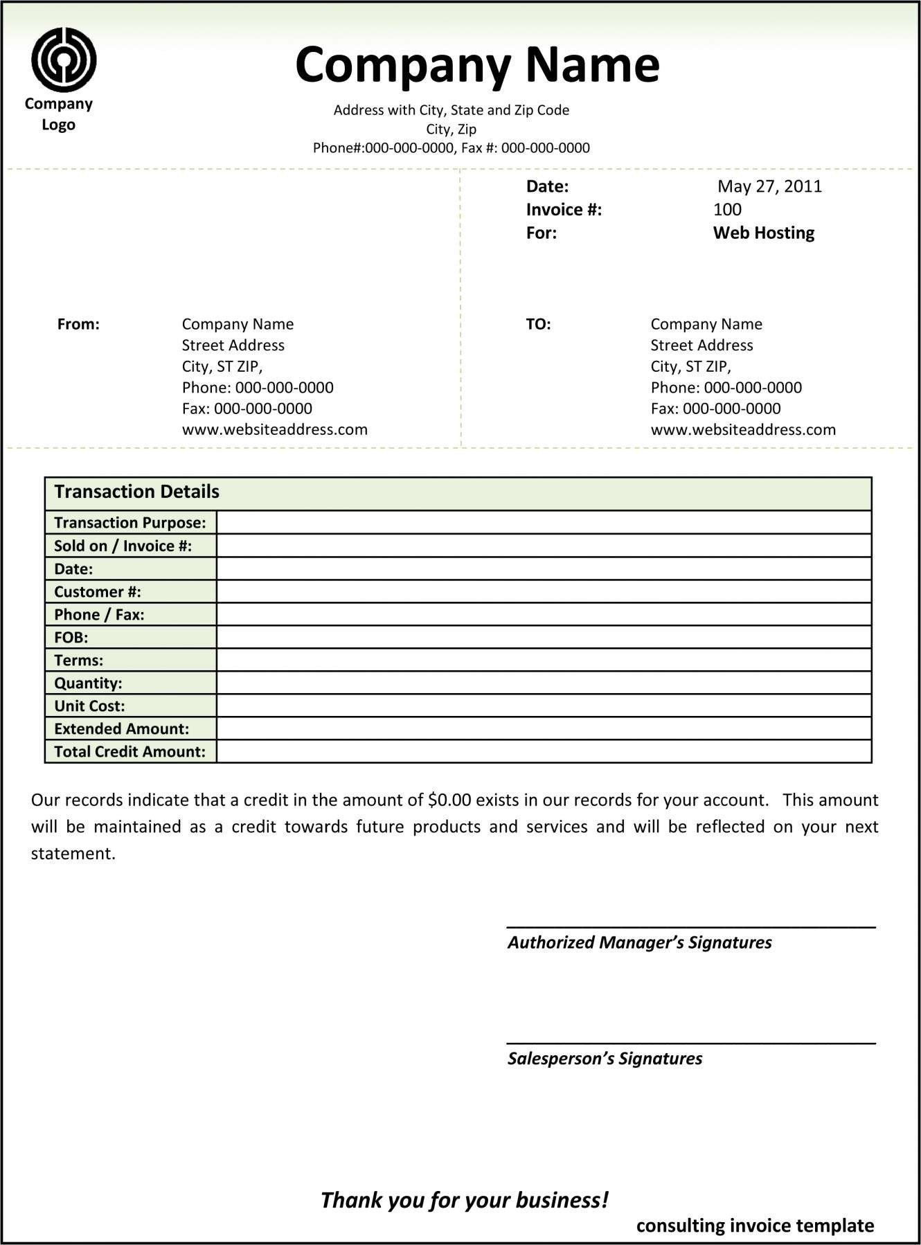 Bookkeeping Invoice Template Timesheet Invoice Lovely Free Printable Within Bookkeeping Invoice Template Free