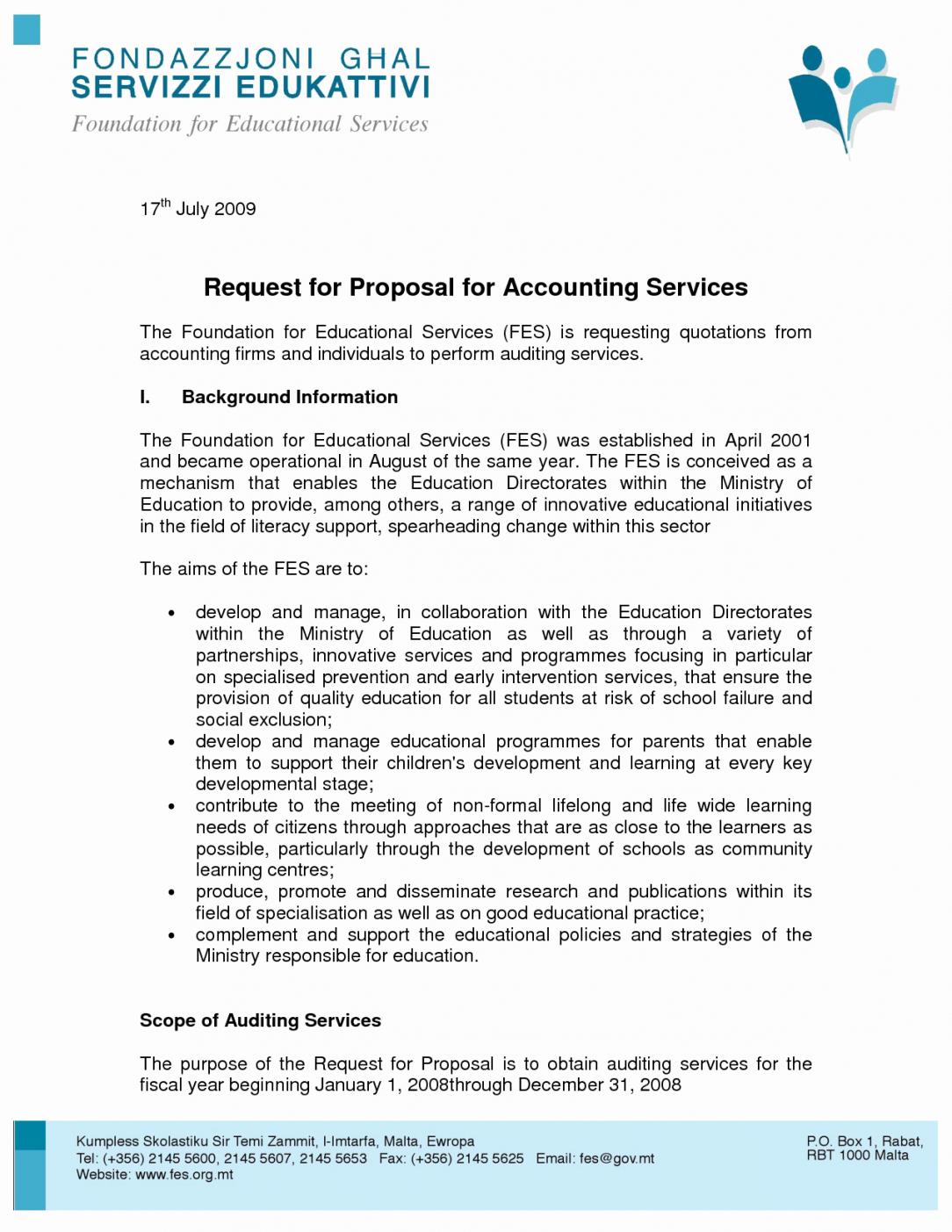 Bookkeeping Services Proposal Letter Elegant Best S Of Service Inside Bookkeeping Proposal Template