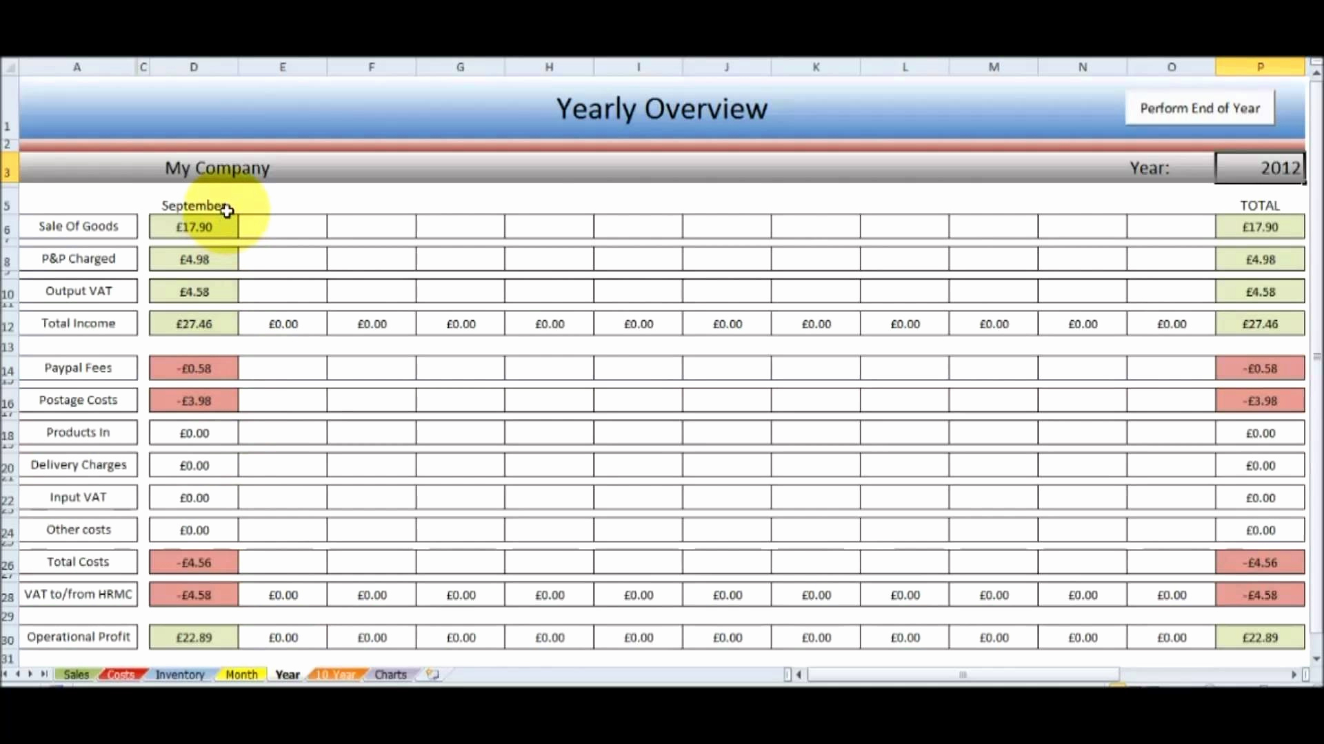 Bookkeeping Spreadsheet Using Microsoft Excel Awesome Small Business For Bookkeeping Templates For Small Business Uk