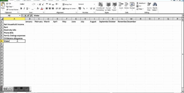 Bookkeeping Spreadsheet Using Microsoft Excel New General Ledger With Bookkeeping Spreadsheet Using Microsoft Excel