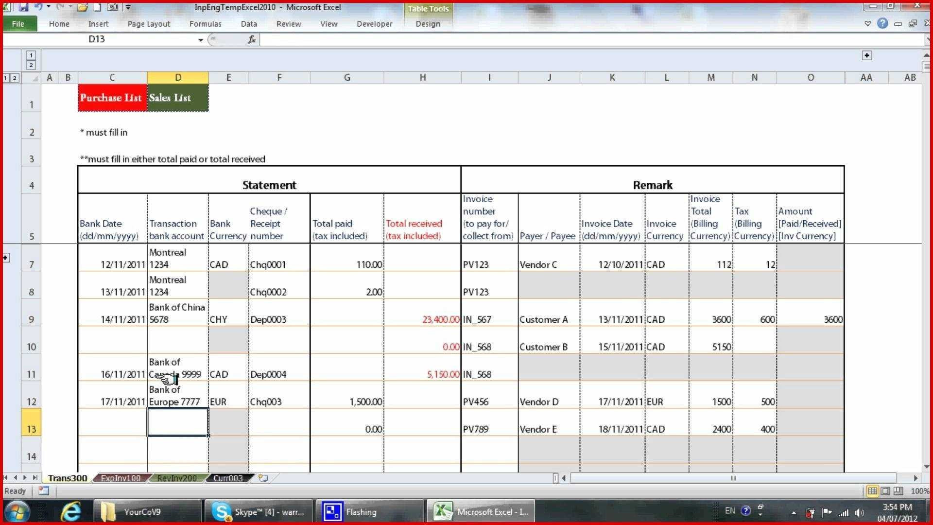 Bookkeeping Templates For Small Business Best Bookkeeping For Small Throughout Small Business Bookkeeping Templates