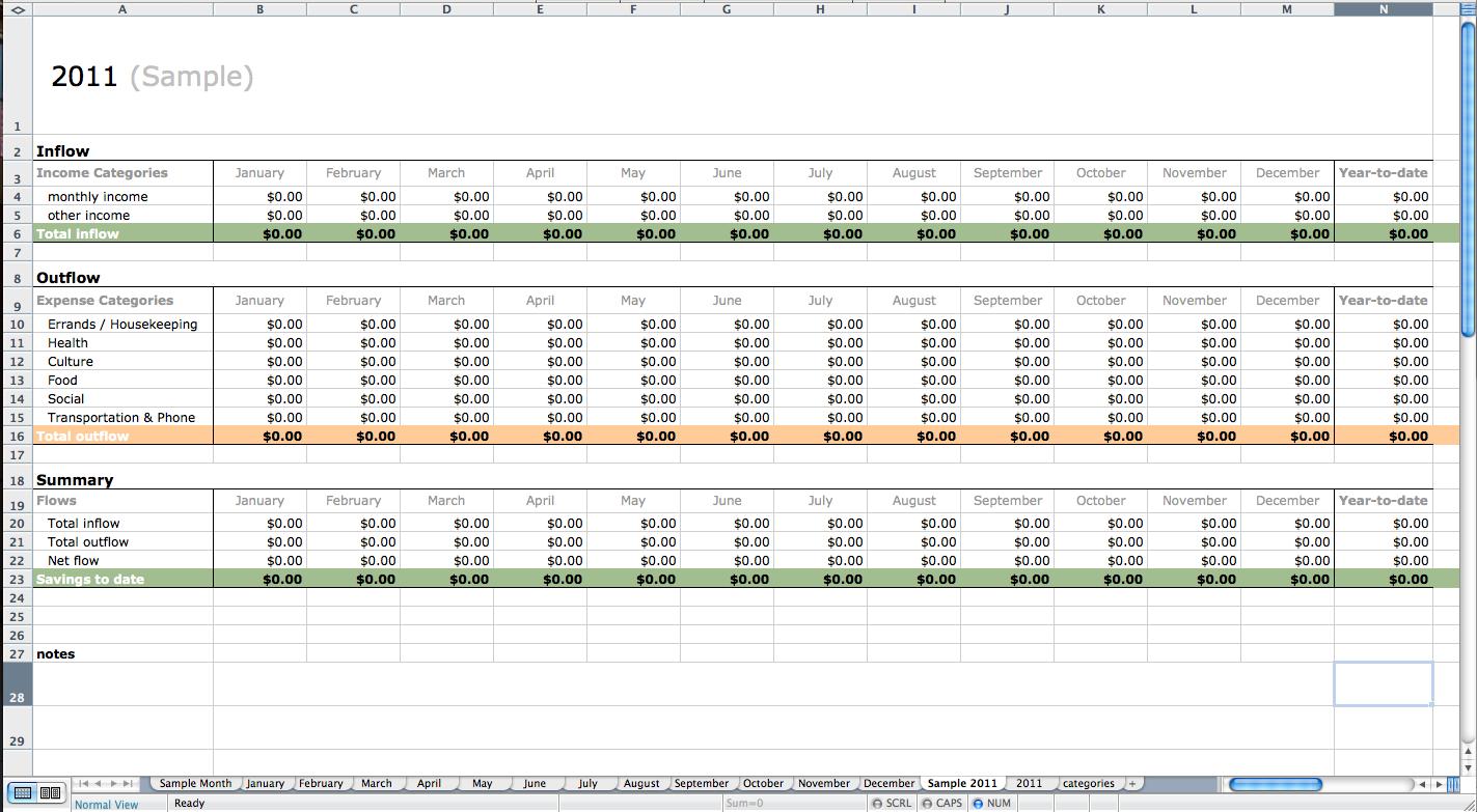 Bookkeeping Templates Free Download 9   El Parga With Free Excel Bookkeeping Templates