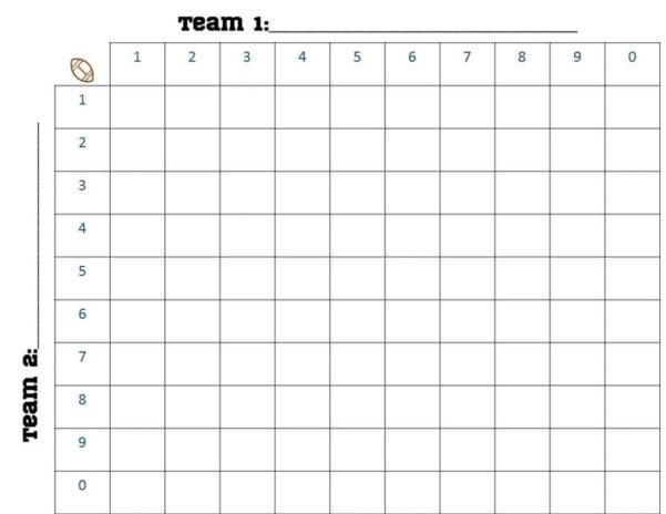 Bowl Spreadsheet Template ] | Bowl Spreadsheet Template Pccatlantic In Super Bowl Spreadsheet Template