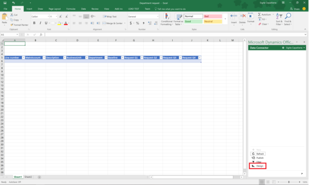 Budget Planning Templates For Excel   Finance & Operations To Project Management Budget Spreadsheet