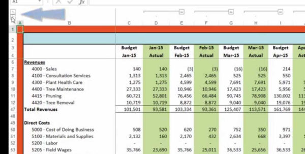 Budget Vs Actual Spreadsheet Template On Spreadsheet Templates Within Sample Spreadsheet Budget Sample Spreadsheet Budget Excel Spreadsheet Templates
