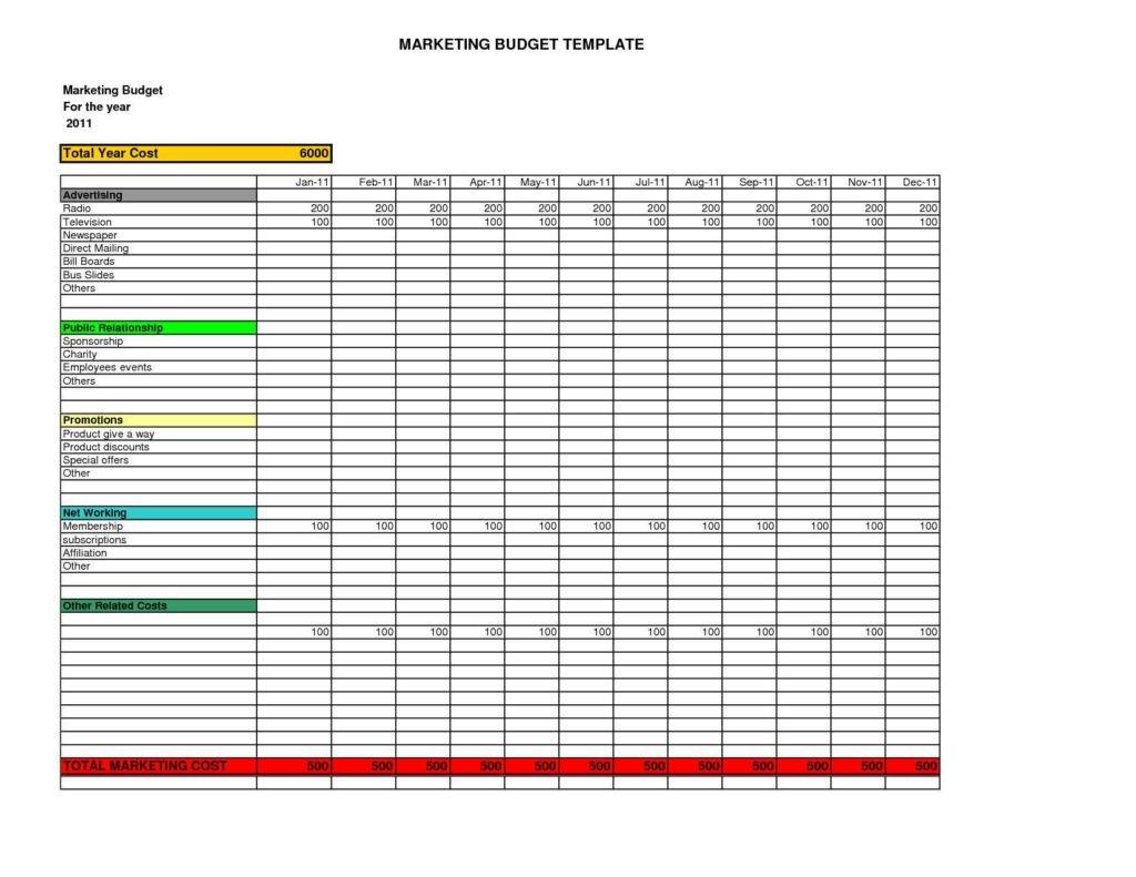 Budget Worksheet Excel Sample Bud Spreadsheet Excel • Morgangrether And Sample Budget Spreadsheet Excel