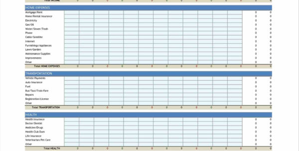Budgeting Software Spreadsheet Personal Microsoft Excel Personal With Budget Spreadsheet Template Mac