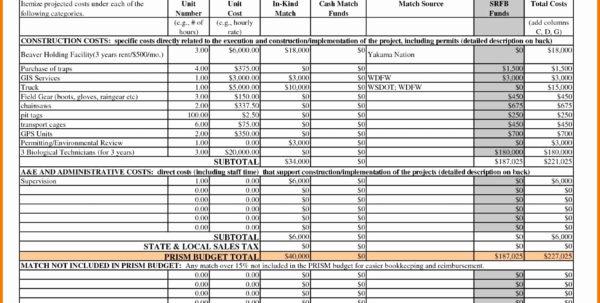 Building Construction Estimate Spreadsheet Excel Download For House Construction Estimate Template