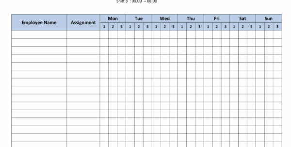 Business Budget Template Pdf Reference Of Free Monthly Work Schedule With Monthly Work Schedule Template Pdf