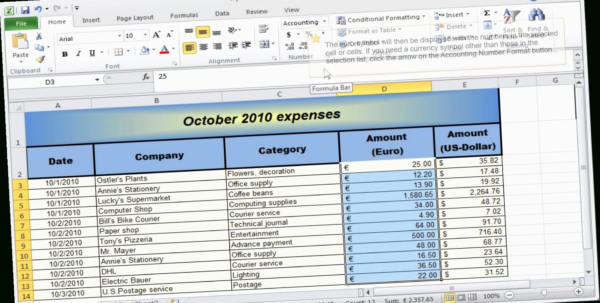 Business Excel Templates En2F Bookkeeping In Excel Excel Template And Bookkeeping With Excel 2010