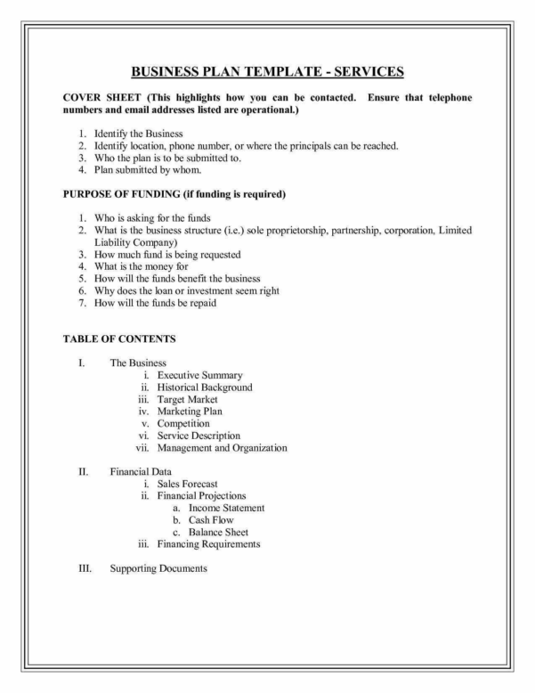 Business Plan Sales Forecast Template Book Of Business Plan Template Intended For Sales Forecast Template For Services