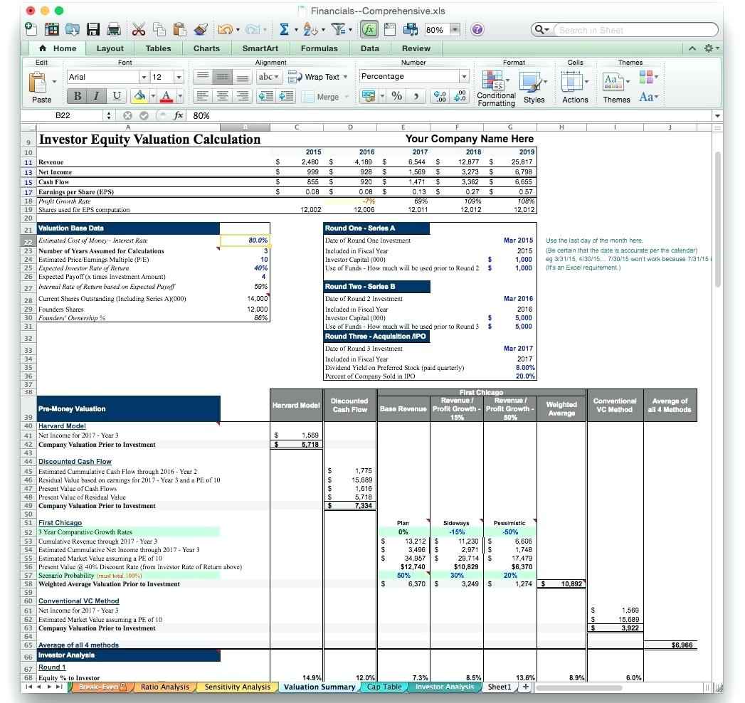 Business Startup Spreadsheet Template Examples Plan Financial Intended For Business Startup Spreadsheet Template