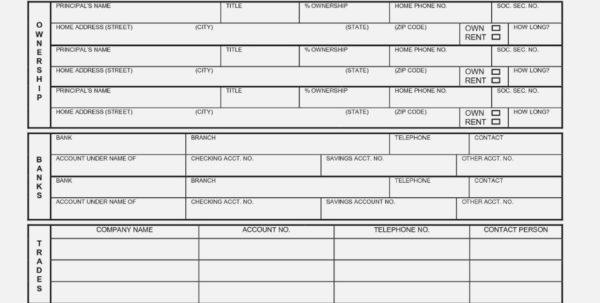 Business Templates Forms | Besttemplates15 – Free Printable And Free Printable Business Forms