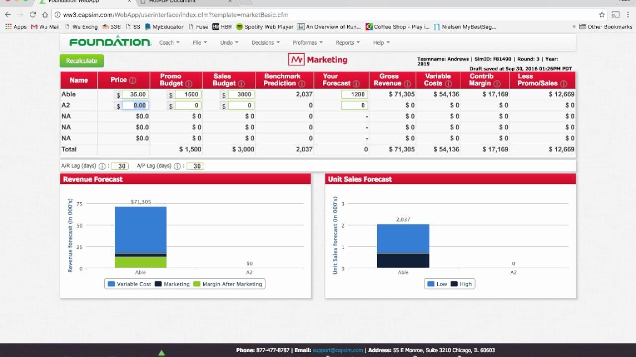 Capsim Sales Forecast Spreadsheet As Budget Spreadsheet Excel Sample Within Sales Forecast Template Google Docs