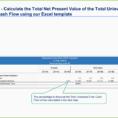 Cash Flow Excel Vorlage Schöne Download A Dcf Model Template In Intended For Excel Cash Flow Template