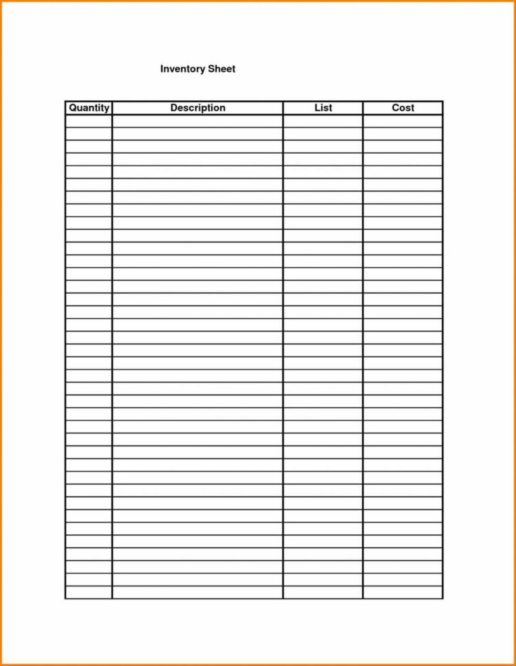 Chemical Inventory Template Excel | Worksheet & Spreadsheet With Inventory Spreadsheet
