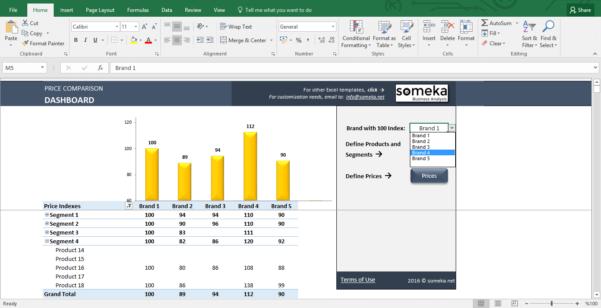 Comparison Spreadsheet Template Excel   Zoro.9Terrains.co And Comparison Spreadsheet Template