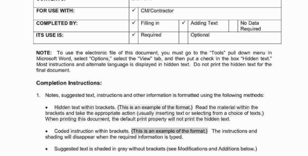 Construction Bid Template Pdf Awesome General Contractor Contract With Construction Estimate Forms Templates