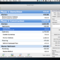 Construction Cost Estimator For Mac And Construction Estimate Template For Mac
