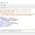Create A Simple Changelog Using Google Apps Script | Eyana Mallari With Google Spreadsheet If