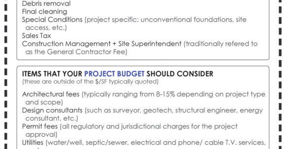 Defining A Construction Budget; The 2014 Cheat Sheet | Build Blog For Project Management Cheat Sheet