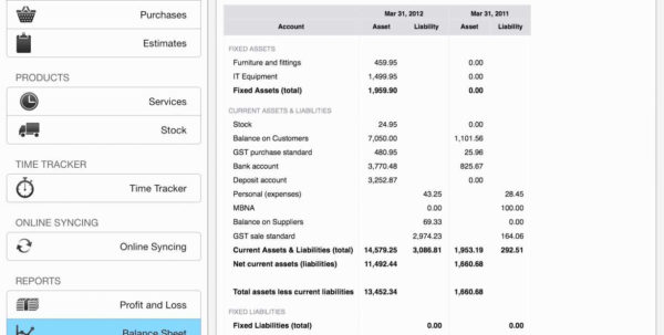 Double Entry Accounting Spreadsheet For Simple Accounting For Accounting Spreadsheet
