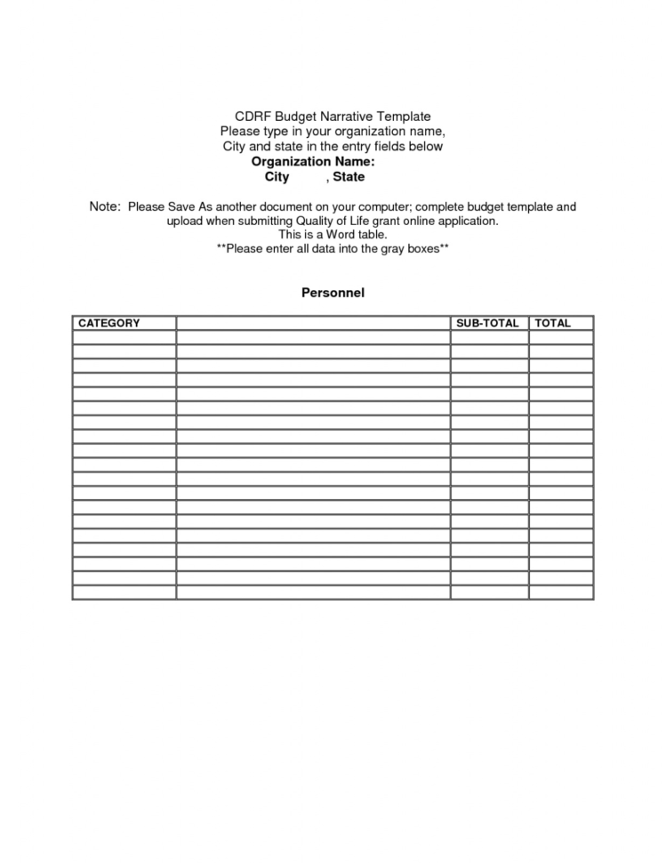 Download 8 Best Of Blank Bud Template Printable Blank – Top Template In Free Blank Spreadsheet Templates