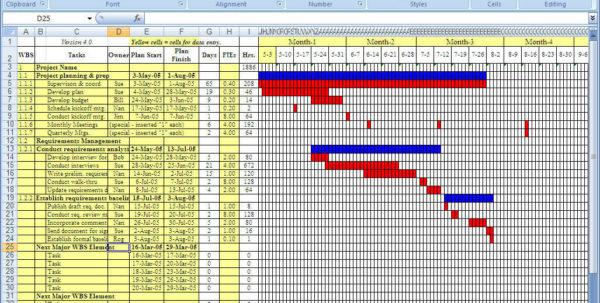 Download Free Gantt Chart, Gantt Chart Download Within Gantt Chart Template Free Microsoft Word