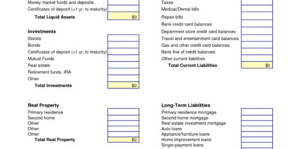 Download Sample Balance Sheet And Income Statement For Small In Sample Spreadsheet For Small Business