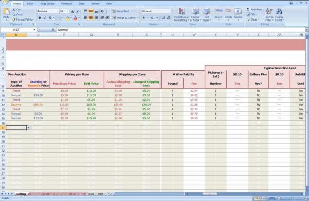 Ebay Spreadsheet Template On Spreadsheet App Free Spreadsheet To Ebay Bookkeeping Spreadsheet Free
