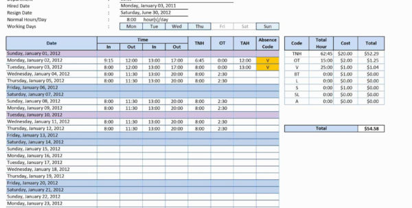 Employee Schedule Excel Spreadsheet Employee Schedules Excel Intended For Excel Spreadsheet Template Scheduling