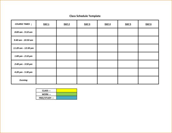 Employee Weekly Schedule Template Filename | Infoe Link Inside Employee Weekly Schedule Template Free