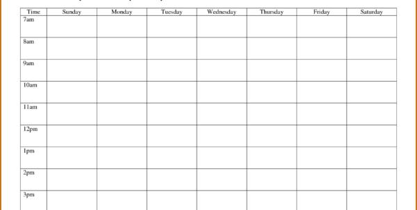 Employee Work Schedule Template Monthly 7   Infoe Link In Monthly Employee Schedule Template