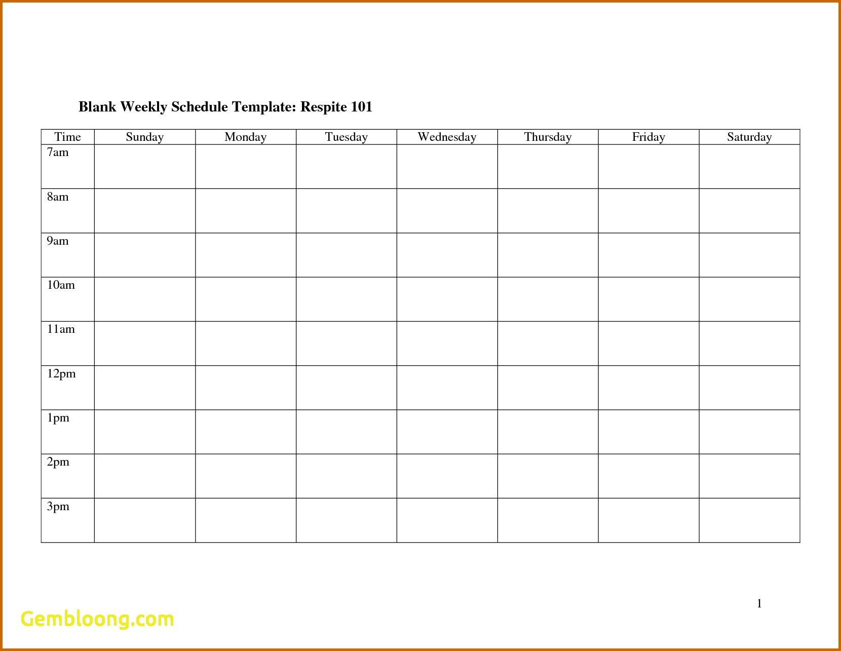 Employee Work Schedule Template Monthly 7 - Infoe Link Within Monthly Staff Schedule Template