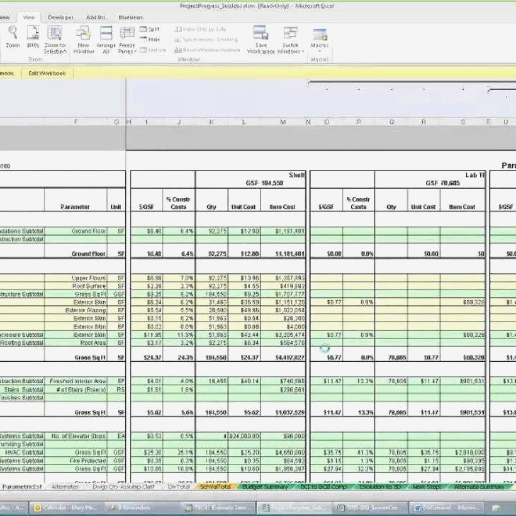 Estimate Spreadsheet Template Electrical Estimating Best Of T 4 C 4 Within Estimate Spreadsheet Template