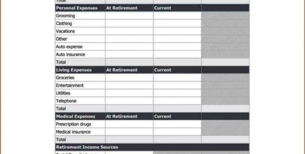 Example Of Expense Calculator Spreadsheet Self Employed Expenses Intended For Self Employed Expenses Spreadsheet Template