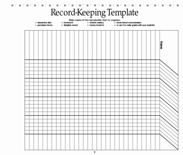 Example Of Farm Record Keeping Spreadsheets Bookkeeping Spreadsheet And Bookkeeping Records Template