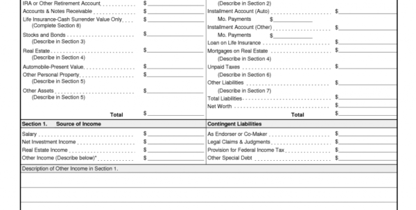 Example Of Financial Spreadsheet For Small Business Income Statement For Sample Income Statement For Small Business
