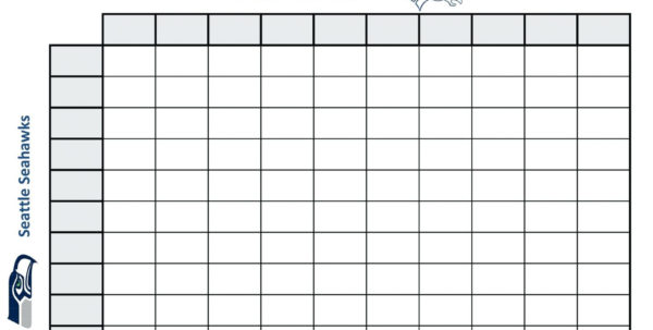 Example Of Weekly Football Pool Spreadsheet Super Bowl The Optimal Within Super Bowl Spreadsheet Template