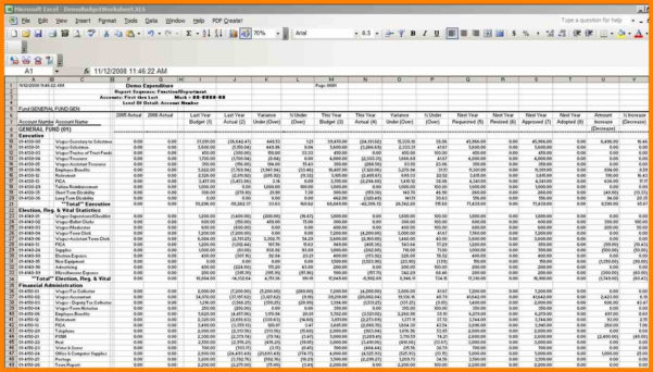 Excel Bookkeeping   Durun.ugrasgrup In Free Excel Bookkeeping Spreadsheets