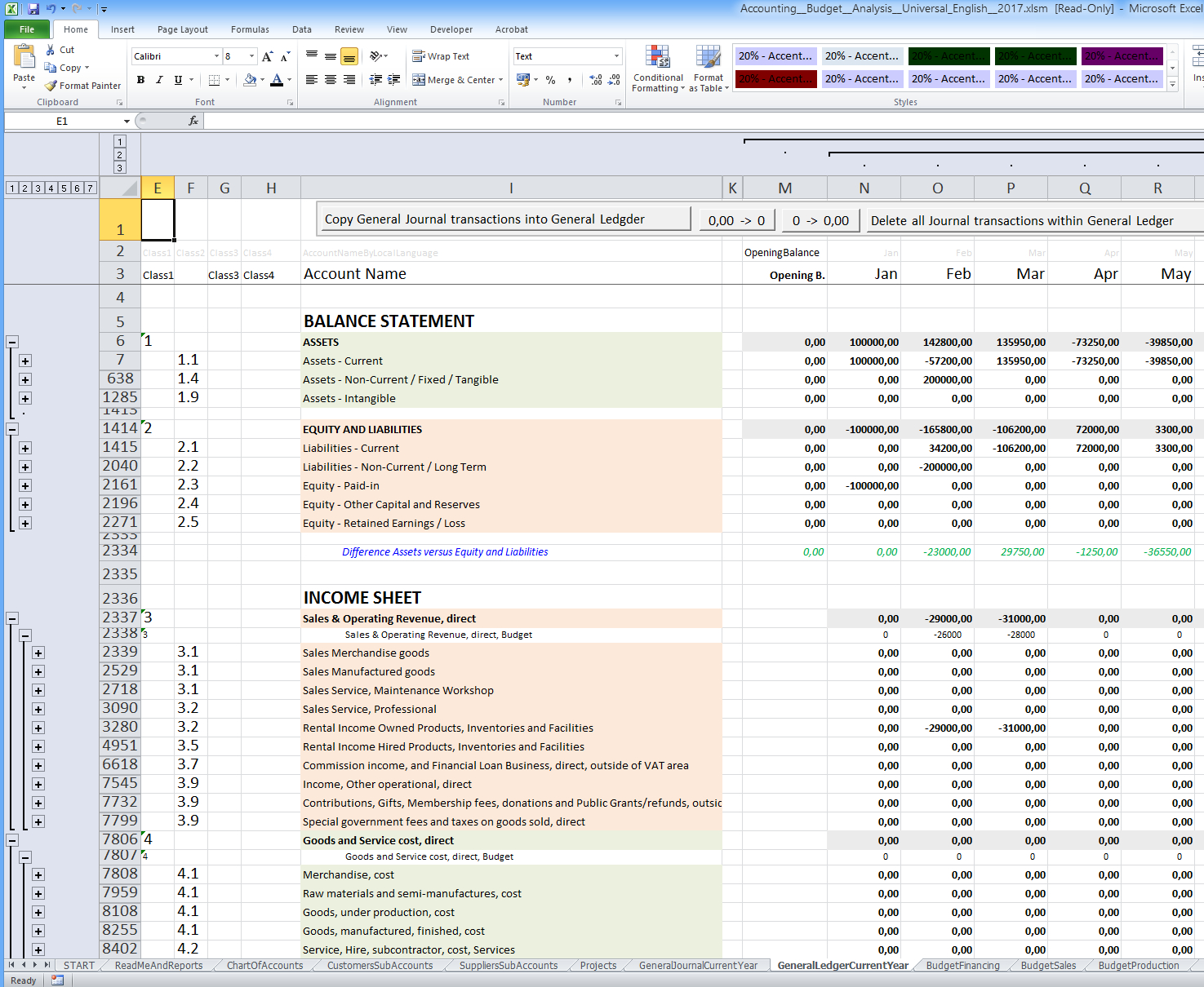 Excel Bookkeeping   Durun.ugrasgrup With Bookkeeping In Excel Tutorial