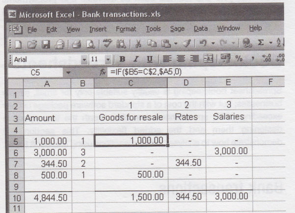 Excel Bookkeeping, Spreadsheets Accounting Within Examples Of Bookkeeping Spreadsheets