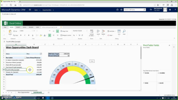 Excel Crm Vorlage Der Beste Demo Crm 2016 Excel Templates And Freeware Crm Excel Template