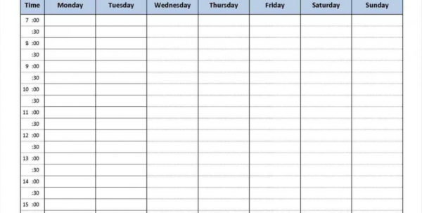 Excel Employee Shift Schedule Template | Resume Examples Within Weekly Employee Shift Schedule Template Excel