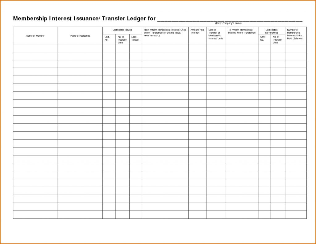 Excel Ledger Template With Debits And Credits Free General Download To Free General Ledger Template